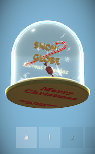 Snow Globe Advent Calendar - náhled