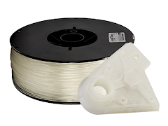 Natural Translucent PRO Series PLA Filament - 1.75mm (10LB)