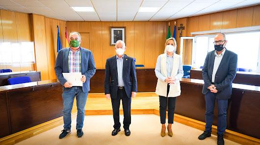Remodelarán la oficina de Asaja de Cortijos de Marín en Roquetas