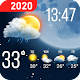 Previsão do tempo - clima ao vivo e radar (2020) para PC Windows