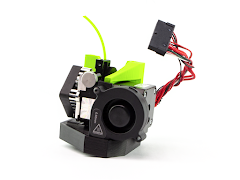 LulzBot SE Tool Head 0.5mm Single Extruder