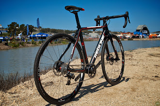 Photo: Spring Break for the Bike Industry with racing, rides, and an expo. Conquest with CX1.