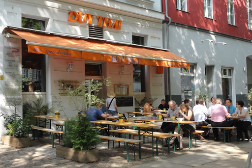 Places to eat in Prenzlauer Berg