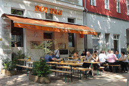 Restaurants and cafes in Prenzlauer Berg