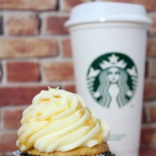 Salted Caramel Latte Cupcakes.