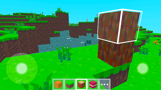 Adventure Craft Building Game AdventureCraft screenshots 1