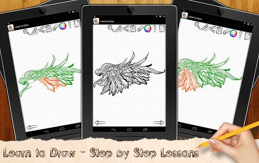 玩教育App|学画画的纹身图案免費|APP試玩