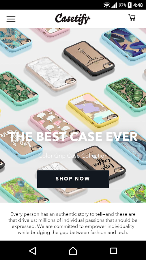 Casetify: Custom Phone Case- screenshot