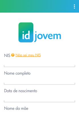 iD Jovem - screenshot