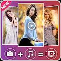 Photo Video Maker: Video editor icon