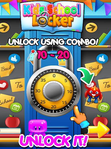 Kids School Locker - Design Your School Locker  screenshots EasyGameCheats.pro 3