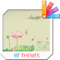 Autumn Fishing Xperia Theme icon