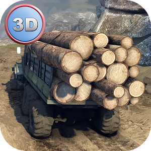 Logging Truck Simulator 3D for PC and MAC