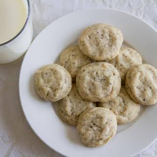 Vanilla Latte Cookies.