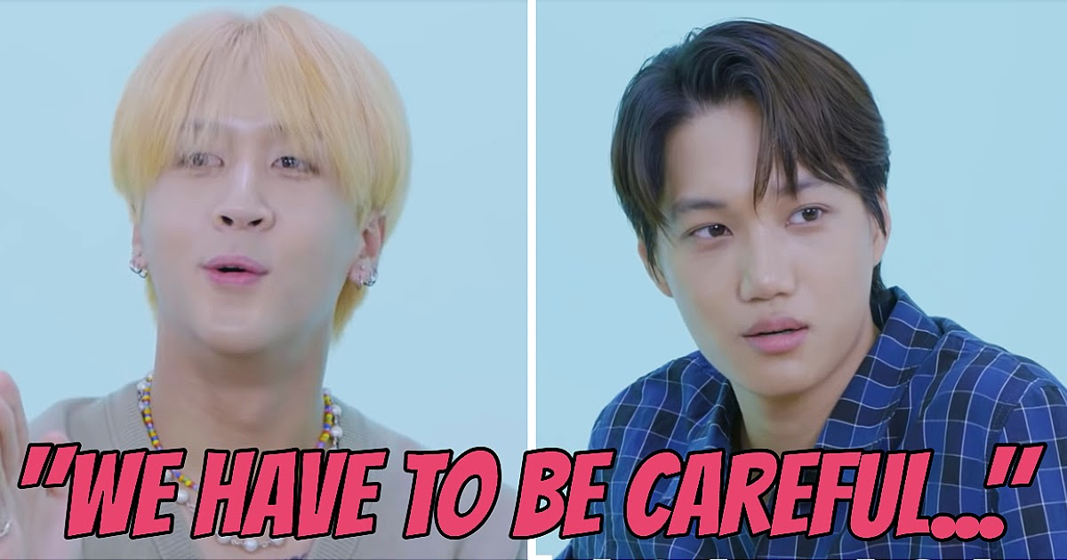 Here's What EXO's Kai And VIXX's Ravi Really Think About Plastic Surgery