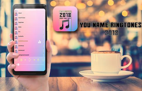 Name ringtones 2018 - náhled