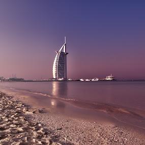 The Burj Al Arab by Vic Pacursa - Buildings & Architecture Public & Historical