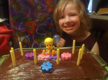 Grandma Marcella's Chocolate Cake