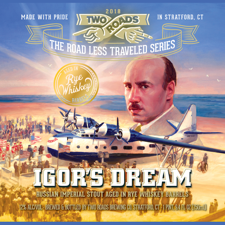 Logo of Two Roads Igor's Dream