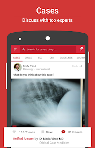 DailyRounds – Cases, Drug Guide, ECG for Doctors App Download For Android and iPhone 1
