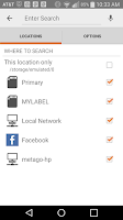 Screenshot of File Manager - ASTRO