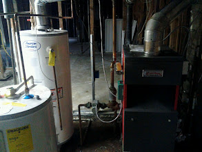 Photo: New Boiler and Water Heater Install Island Park NY after Sandy