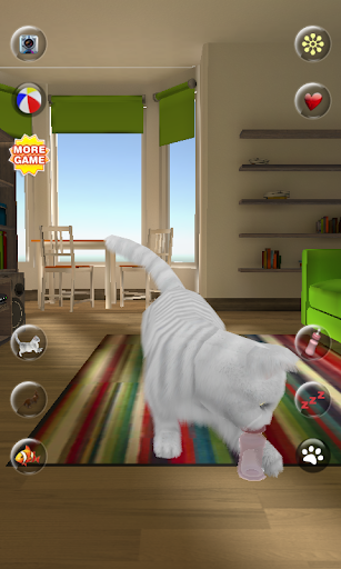 Talking Cute Cat  screenshots 2
