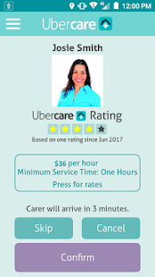 Ubercare- screenshot thumbnail