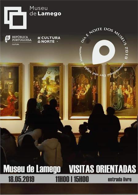 Museu de Lamego propõe percurso pela História no Dia Internacional dos Museus