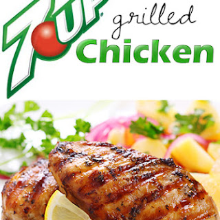 7UP Grilled Chicken