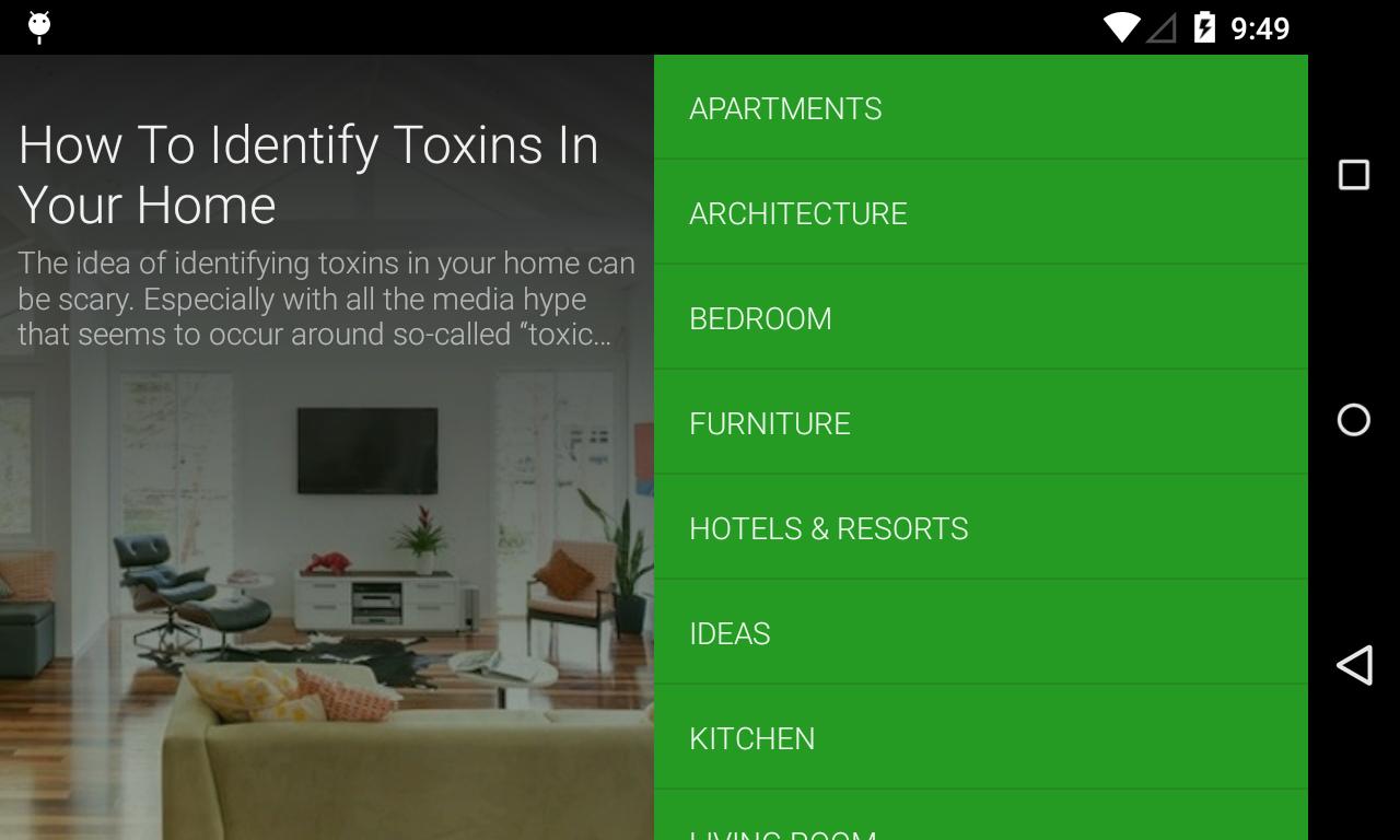 DeHome - Architecture & Design - screenshot