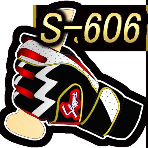 运动の久保田スラッガーバッティンググラブS-606 LOGO-記事Game