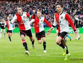 Feyenoord klopt Ajax met 6-2 in knotsgekke Klassieker