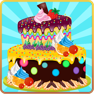 Download New Year Cake Decoration for PC