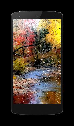 免費下載個人化APP|秋雨滴视频LWP app開箱文|APP開箱王