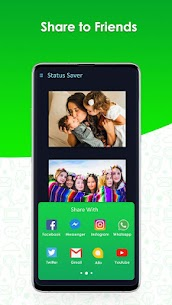 Luv – Status Saver for WhatsApp & Insta Post Saver App Download For Android 7