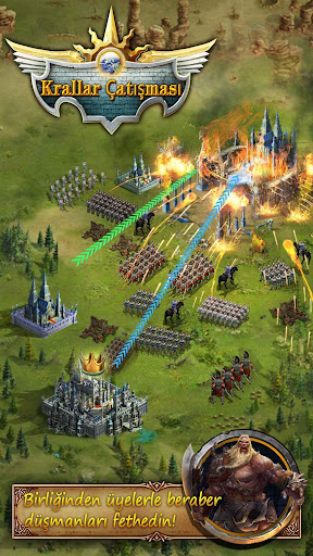 War Of Clans:Krallar Çatışması