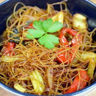 Glass Noodles Recipes.