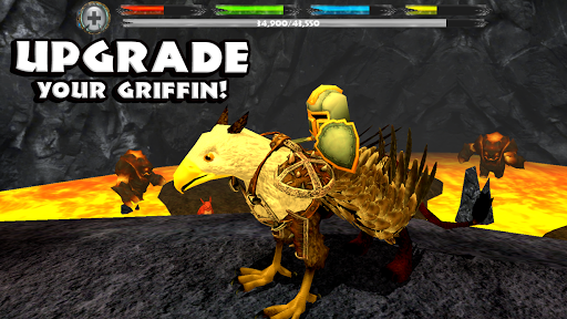 Griffin Simulator - screenshot