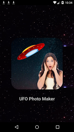 UFO照片製作