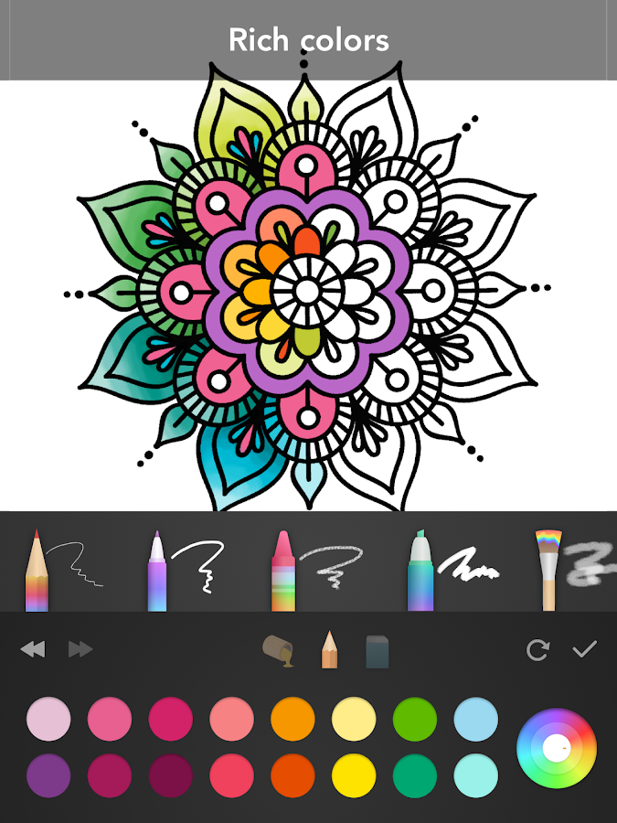 coloring book for family screenshot - Best Coloring Book App