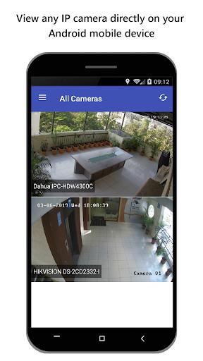 IP Camera Monitor u2013 Video Surveillance Monitoring screenshots 2