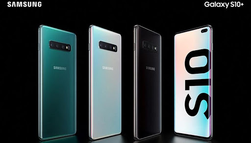 The Samsung S10+.
