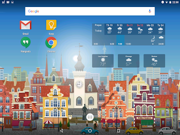 YoWindow Free Weather Screenshot 20