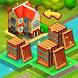 マージトレインタウン (Merge Train Town) - Androidアプリ