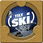 Tilt Ski: Cardboard Edition Icon