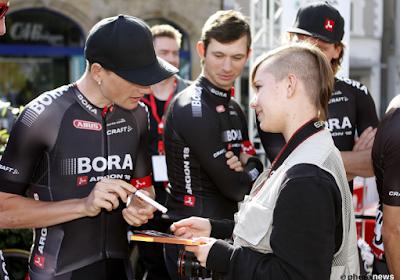 """Victorieux à la Vuelta, Sam Bennett (BORA-Hansgrohe) se plaint : """"Des choses m'irritent"""""""