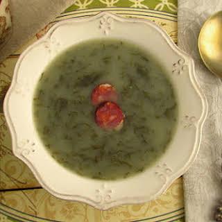 Portuguese Green Soup.