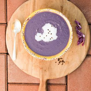 Purple Cabbage Soup.