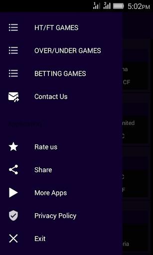 BTTS - Predictions Foot 1.3 Screenshots 1